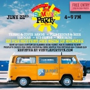 Summer Party on Main