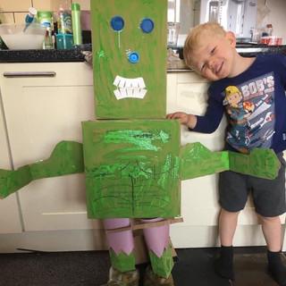 The Hulk by George