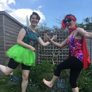 Super Flower Fairies