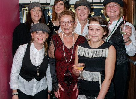 By order of the Peaky Blinders - Charity Night a Success