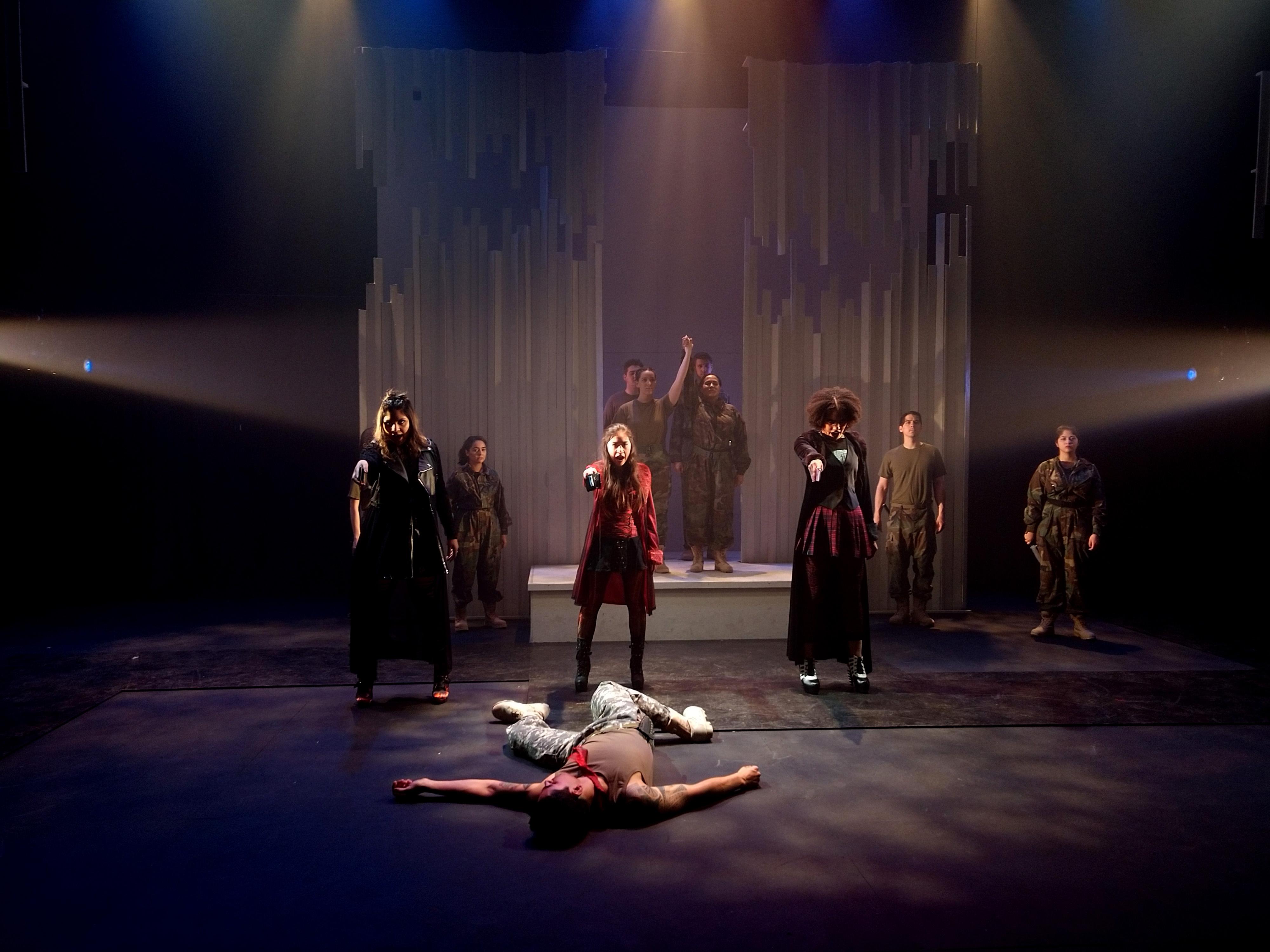 Macbeth @ LBCC