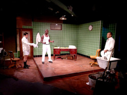 TAR @ Playwrights' Arena