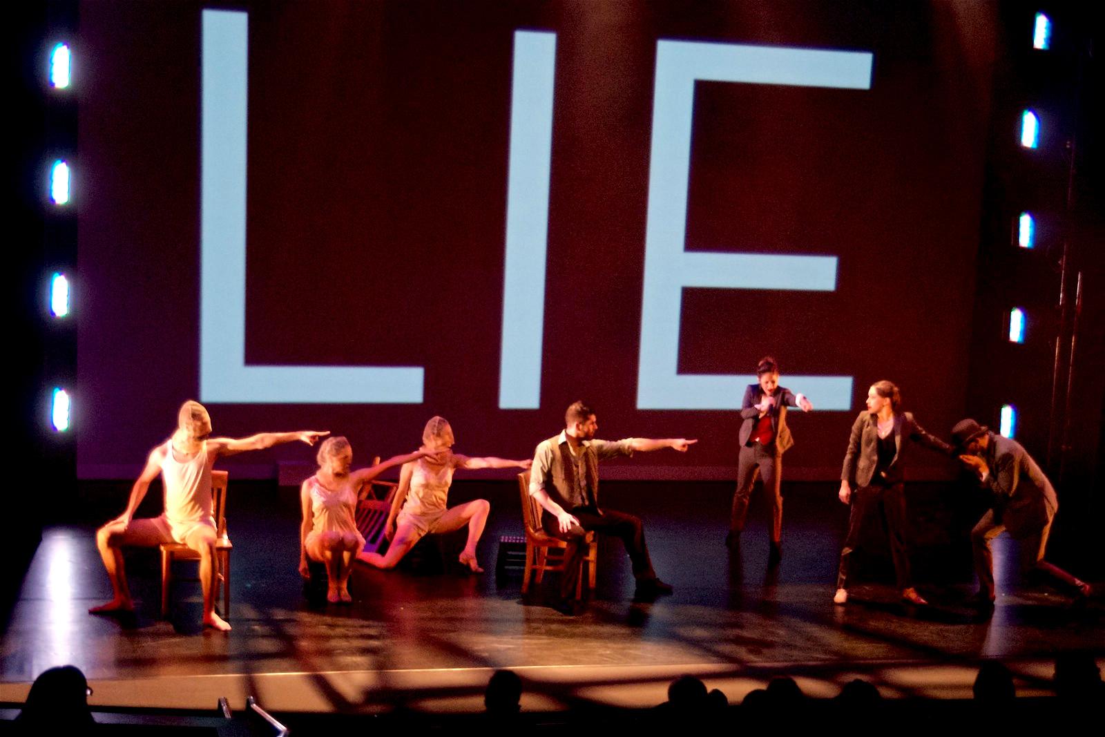 Lie Box