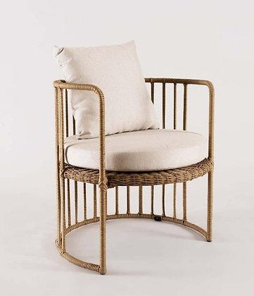 Synula Round Armchair