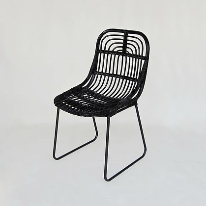 Tomo Dining Chair Black