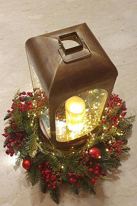 Square Kubah Lantern