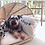 Thumbnail: Gelato Cone Pet Bed - Natural Willow