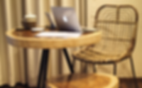 furnishsg table, chair, stool