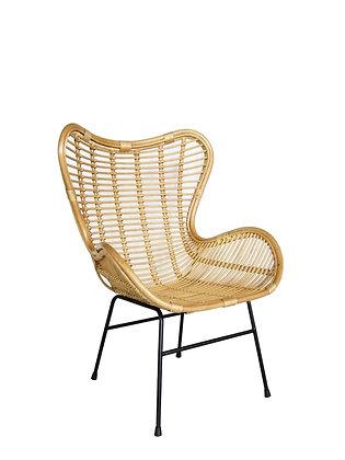 Halma Chair (Natural)