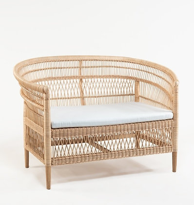 Madeira two seater sofa