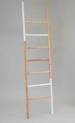 Sari Ladder White Natural