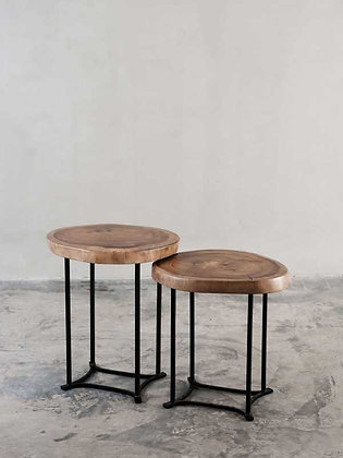 Giroppon Side Table - Low