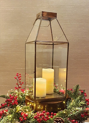 Candleholder W/ Handle