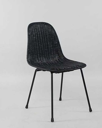 Radipa Dining Chair - Black