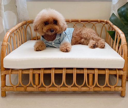 Biscotti Pet Bed (Small) - All Natural