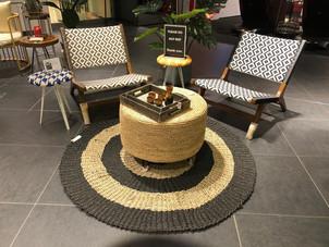 Jatiplus Lounge Chairs & Wijungsa @ Tangs