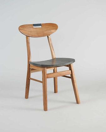Kursi Ropan Chair Grey