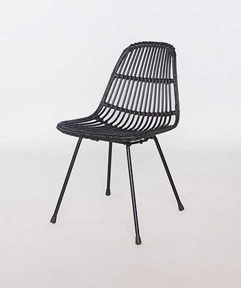 Pisunda Dining Chair - Black