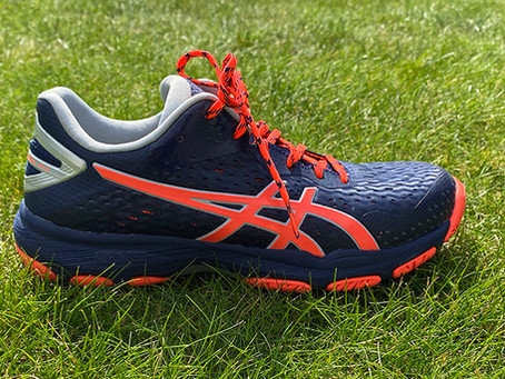 Review time! Asics Netburner Professional FF 2
