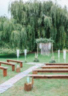Vanstone park outdoor ceremony venue