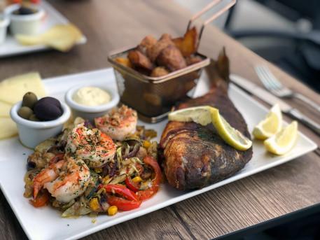 Dorsch Fischgericht | MiCasa Hameln