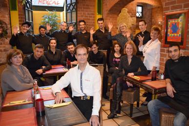 Teamfoto   Mexcal Restaurant Hameln