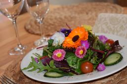 Wildkräuter Salat   Passion Hameln