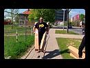 Energy Gym Facebook-Video zur Anbringung der Bauzaun-Planen
