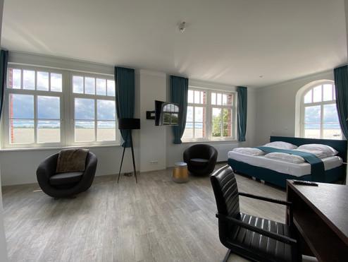 Hotelzimmer | Weserschlößchen Nordenham
