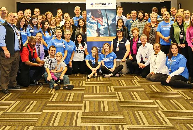 Providence Health Career Fair