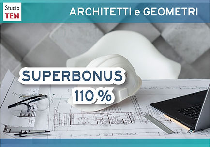 Superbonus Roma architetti geometri impr