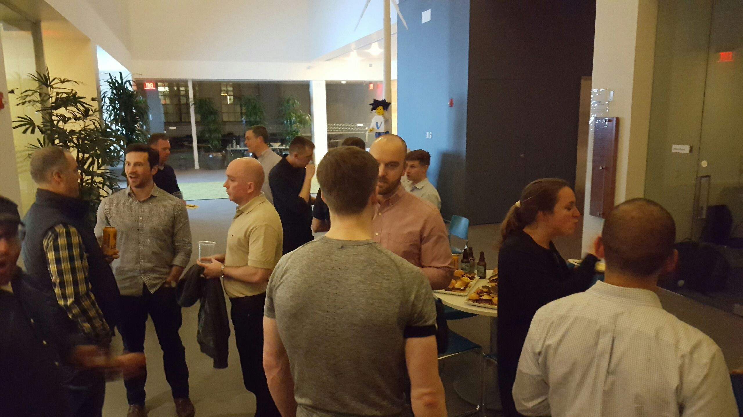 April 2017 Vetwork PDX Networking Event