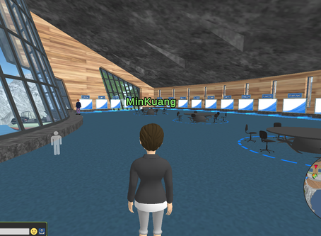 Diving into a virtual world, Join Digital 2020!