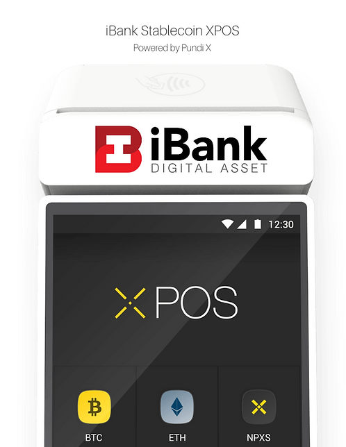 iBank Stablecoin XPOS