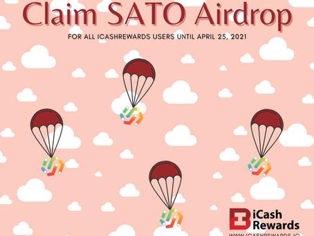 iCashRewards Community | Claim SATO Airdrop