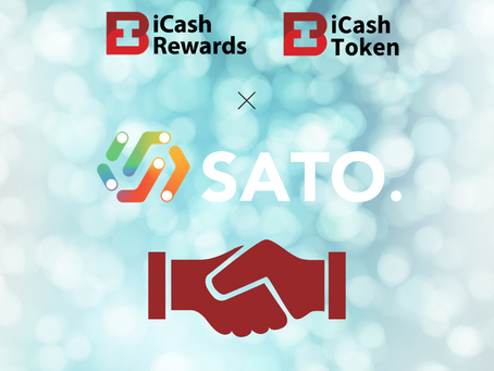 WSJ | First stablecoin SATO that adopts the AMPL algorithm + liquidity pool launching iCashRewards!