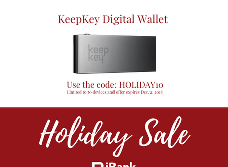 KeepKey Holiday Promotion!