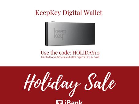 KeepKey Holiday Promotion!