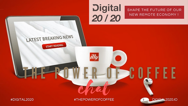 The Power of Digital Coffee Chat