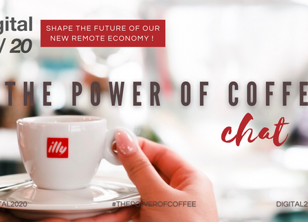 The Power of Coffee Chat Every Thursday