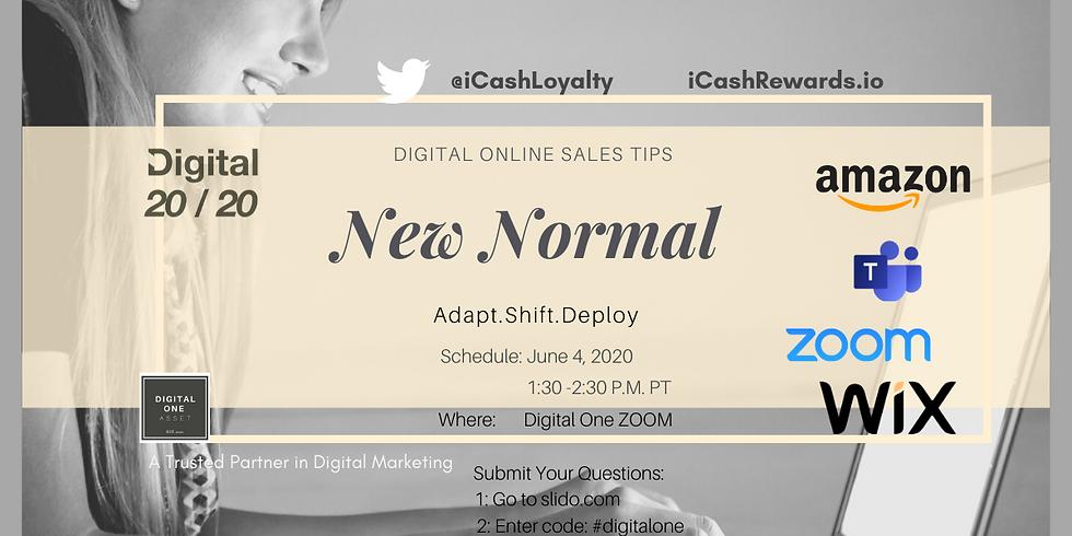 New Normal -Digital Online Sales Tips(1)