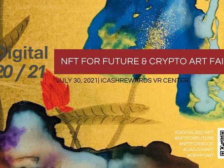 Digital 20/21 NFT For Future & Crypto-Art Fair