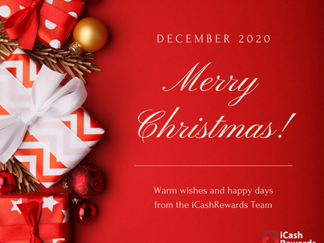 Happy Holidays from iCashRewards!