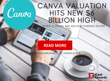 Canva Valuation Hits New $6 Billion