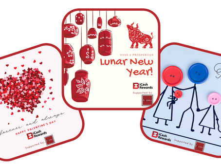Happy Lunar New Year, Valentine's Day & Family Day!