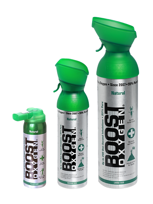 Boost Oxygen (Natural)