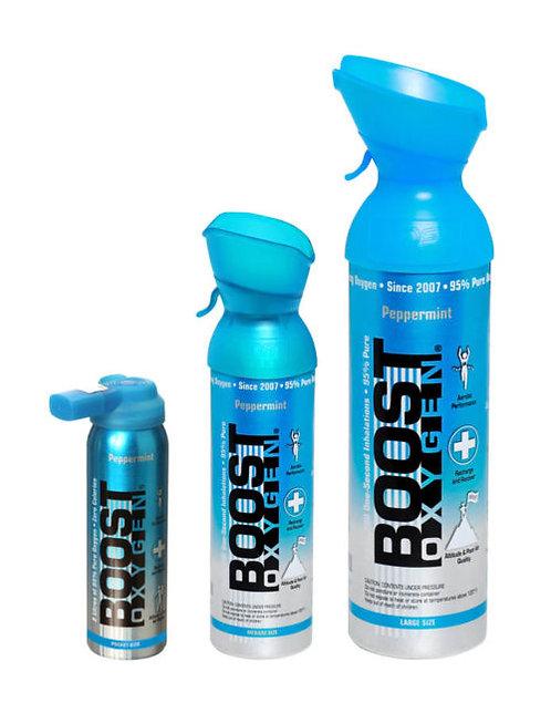 Boost Oxygen (Peppermint)