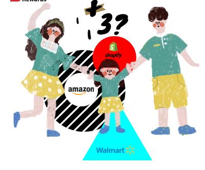 沃尔玛与Shopify合作以最大的举措应对亚马逊