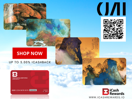 Bloomberg报道 | A3Com Announces the World-Renowned Artist  Cao Jun Sponsored Bitcoin Wallet