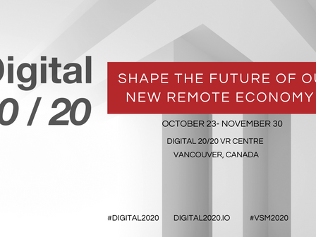 Event Guide    Digital 2020, Shape the Future of Our New Remote Economy !